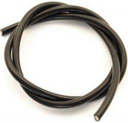 GPX Extreme Przewód silikonowy 14AWG/2 mm2 Czarny 1m (GPX/AM-1303-14AWG-B)