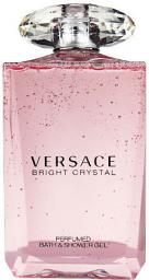 VERSACE Bright Crystal Żel pod prysznic 200ml