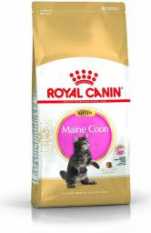 Royal Canin Maine Coon Kitten karma sucha dla kociąt, do 15 miesiąca, rasy maine coon 4kg