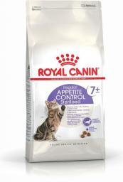 Royal Canin Sterilised Appetite Control +7 karma sucha dla kotów starszych, sterylizowanych, domagających się jedzenia 3.5 kg