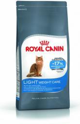 Royal Canin Light Weight Care karma sucha dla kotów dorosłych, utrzymanie prawidłowej masy ciała 2 kg