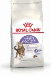 Royal Canin Sterilised Appetite Control karma sucha dla kotów dorosłych, sterylizowanych, domagających się jedzenia 2 kg