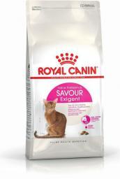 Royal Canin Exigent Savour Sensation karma sucha dla kotów dorosłych, wybrednych, kierujących się teksturą krokieta 2 kg
