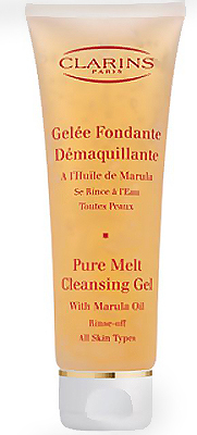 Clarins Pure Melt Cleansing Gel Mleczko do demakijażu 125ml