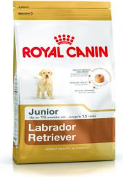 Royal Canin Labrador Retriever Junior karma sucha dla szczeniąt do 15 miesiąca, rasy labrador retriever 12 kg