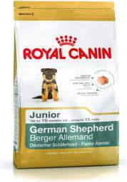 Royal Canin German Shepherd Junior karma sucha dla szczeniąt do 15 miesiąca, rasy owczarek niemiecki 12 kg