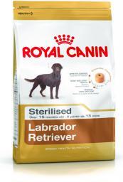 Royal Canin Labrador Retriever Sterilised Adult karma sucha dla psów dorosłych, rasy labrador retriever, sterylizowanych 12kg