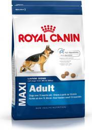 Royal Canin Maxi Adult karma sucha dla psów dorosłych, do 5 roku życia, ras dużych 15 kg