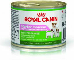 Royal Canin Starter Mousse 195g PUSZKA