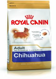 Royal Canin Chihuahua Adult karma sucha dla psów dorosłych rasy chihuahua 0.5 kg