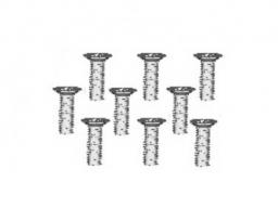 HSP Countersunk Self tapping Screws 2.6x6 (HSP/86078)