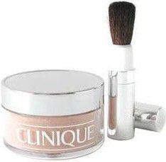 Clinique Blended Face Powder And Brush 20 Invisible Blend 35g