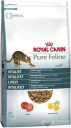 Royal Canin Pure Feline N3 Lively Witalność 35 0,3kg