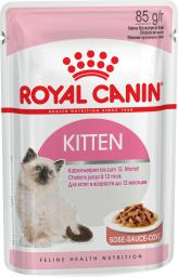 Royal Canin KITTEN Instinctive 12x 85g w sosie