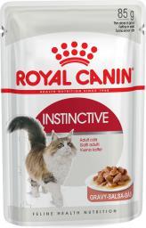Royal Canin INSTINCTIVE Feline w sosie 12 x 85 g