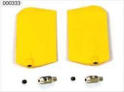 E-Sky Łopatki sterujące, żółte (ESK/000333)