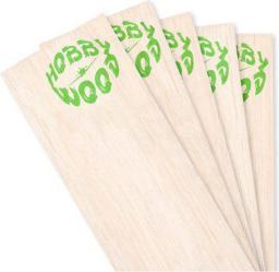 Hobby Wood Balsa średnio-twarda (HW/BAL-5.0)