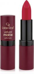 Golden Rose Velvet Matte Lipstick matowa pomadka do ust 18 4,2g