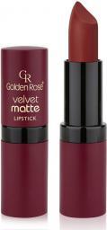 Golden Rose Velvet Matte Lipstick matowa pomadka do ust 22 4,2g