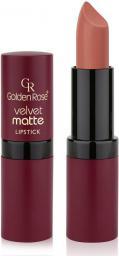 Golden Rose Velvet Matte Lipstick matowa pomadka do ust 27 4,2g