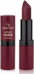 Golden Rose Velvet Matte Lipstick matowa pomadka do ust 32 4,2g
