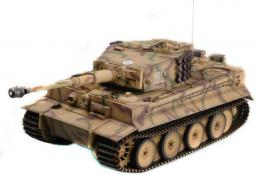 Trumpeter 1:16 German Tiger I 2.4GHz RTR (UF/00808)