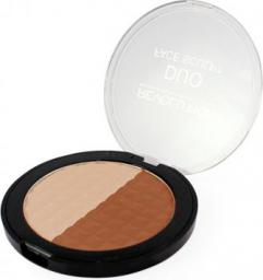 Makeup Revolution Ultra Professional Duo Face Sculpt & Illuminate Zestaw do konturowania twarzy 15g
