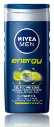 Nivea Men Energy Shower Gel Żel pod prysznic 250ml