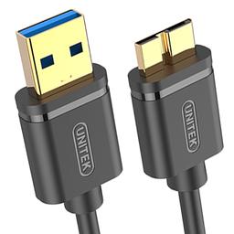 Kabel USB Unitek 3.0 micro B, 1m  (Y-C461GBK)