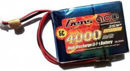 Gens Ace & TATTU 4000mAh 7.4V 5C RX Gens Ace - odbiornikowy (B-RX-4000-2S1P)