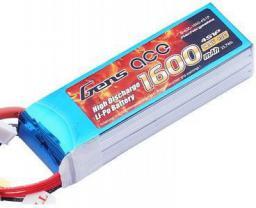 Gens Ace & TATTU 1600mAh 14.8V 40C Gens Ace (B-40C-1600-4S1P)