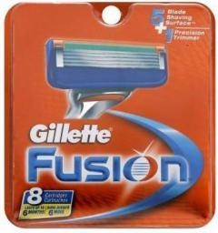 Gillette Fusion Wkład do maszynki do golenia 8szt
