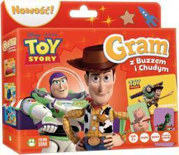 Zielona Sowa Gram z Disneyem. Buzz i Chudy