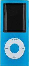 Odtwarzacz MP4 Setty Niebieski + słuchawki
