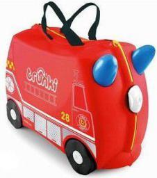 Trunki Walizeczka jeżdżąca wóz strażacki Frank