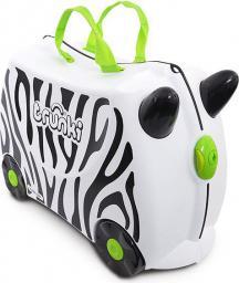 Trunki Walizeczka Jeżdżąca Zwierzątko Zebra