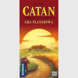 Galakta Catan dodatek dla 5/6 graczy