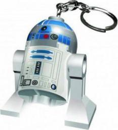 Breloczek Lego Latarka R2 D2 - LGL-KE21