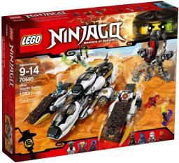 Lego Ninjago Niewykrywalny pojazd ninja (70595)