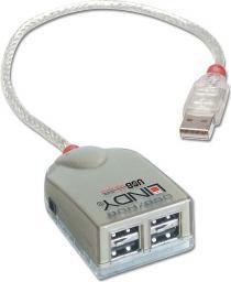 HUB USB LINDY USB 2.0 Hub (42999)