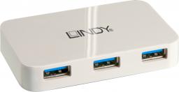 HUB USB LINDY USB 3.0 Hub Basic (43143)