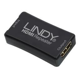 System przekazu sygnału AV Lindy HDMI-HDMI Przejściówka do przedłużenia - 38015