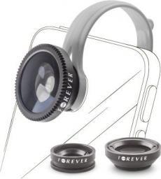 Forever Zestaw obiektywów do smartfonów 3w1 SL-100