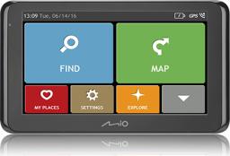 Nawigacja GPS MIO Spirit 8500 (5262N5380014)