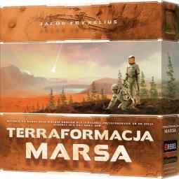 Rebel Gra planszowa Terraformacja Marsa Edycja Gra Roku