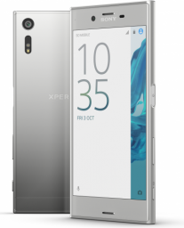Smartfon Sony Xperia XZ 32 GB Srebrny  (1304-7012)