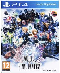 World of Final Fantasy Standard Edition