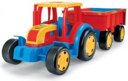 Wader Gigant Traktor z Przyczepą (66100)