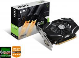 Karta graficzna MSI GeForce GTX 1050 2G OC 2GB GDDR5 (128 Bit) HDMI, DVI-D, DP, BOX
