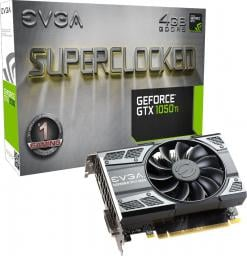 Evga Geforce Gtx 1050 Ti Sc Gaming 4gb Gddr5 128 Bit Dp Hdmi Dvi